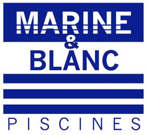 Marine et Blanc Piscines